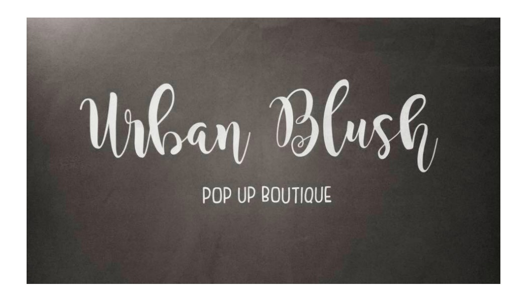 Urban Blush ~ Lauren Edwards